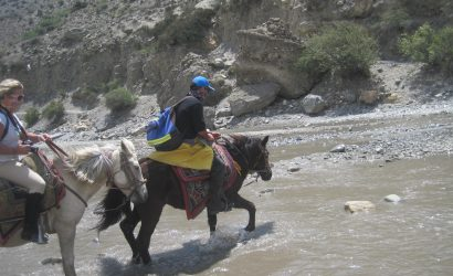 horse riding in pokhara